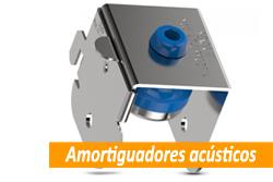 Precio de amortiguadores acústicos en Sevilla