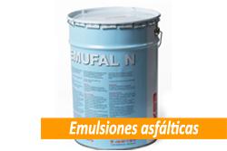 Precio de emulsión asfáltica en Sevilla