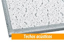 Precio de falsos techos acústicos en Sevilla