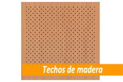 Precio de falsos techos de madera en Sevilla