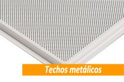 Precio de falsos techos metálicos en Sevilla