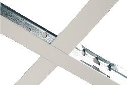 Precio de perfilería lacada en Sevilla para falsos techos