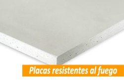 Precio de placas resistentes al fuego en Sevilla