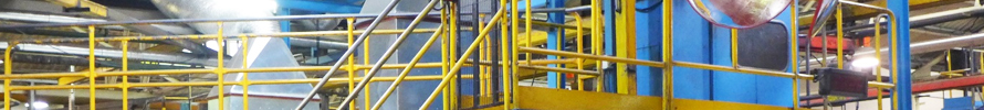 Aislamiento industrial para procesos productivos ruidosos