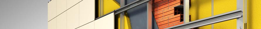 Fachadas ventiladas de todo tipo para rehabilitaciones energéticas