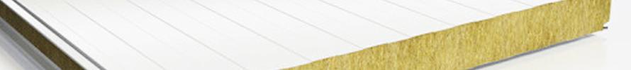 Paneles sandwich de lana de roca para sectorización