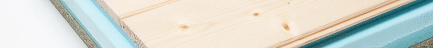 Paneles sandwich de madera para rehabilitación de edificios