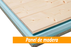 Precio de panel sandwich de madera en Sevilla