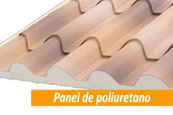 Precio de panel sandwich de poliuretano en Sevilla