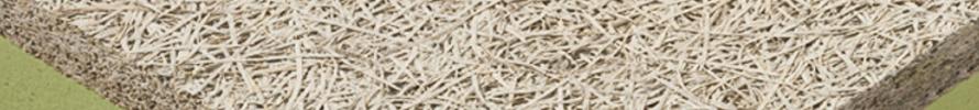 Paneles de viruta de madera con magnesita para revestimientos de paredes