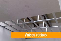 Especialistas en falsos techos resistentes al fuego