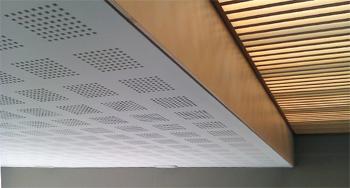 Falsos techos acústicos de todo tipo en Sevilla
