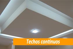 Especialistas en falsos techos continuos Pladur en Sevilla