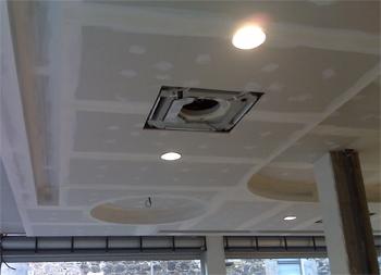Especialistas en techos continuos Pladur en Sevilla