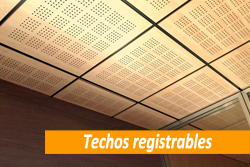Especialistas en falsos techos registrables en Sevilla