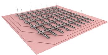 Falsos techos resistentes al fuego con placas Pladur