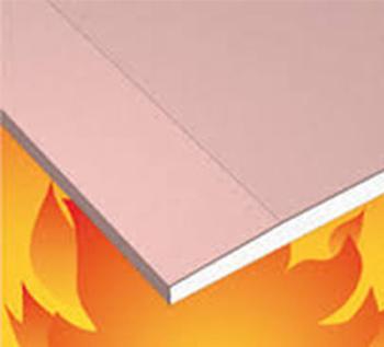 Falsos techos resistentes al fuego