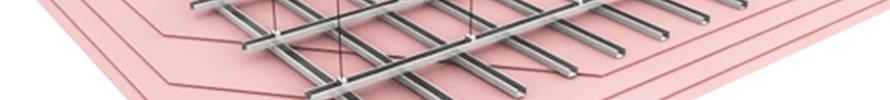 Falsos techos resistentes al fuego con placas Pladur F