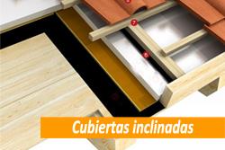 Especialistas en la impermeabilización de cubiertas inclinadas