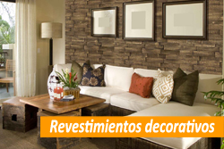 Especialistas en revestimientos decorativos