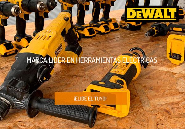 Comprar herramientas eléctricas DeWALT en Sevilla